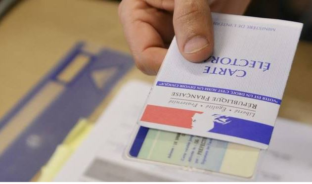 Carte d'électeur/électrice