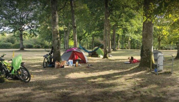 La Camping municipal des plantes**