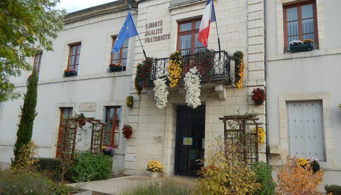 Mairie de Saint Martin d'Auxigny