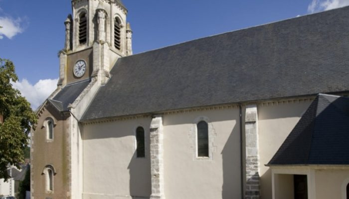 Eglise de la paroisse, le presbytère
