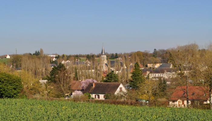 [Consultation citoyenne] Donnez votre avis sur le bourg de Saint Martin d'Auxigny
