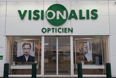 Opticien Visionalis