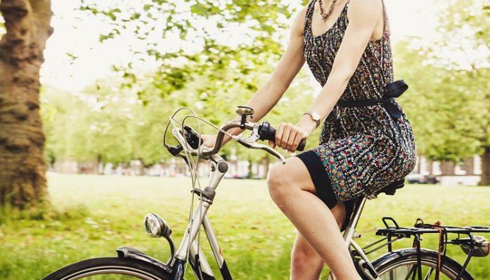 Randonner à vélo à Saint Martin d'Auxigny